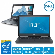 DELL 정품 M7710 i7-6820HQ/FHD IPS/16GB/256GB/1TB 노트북